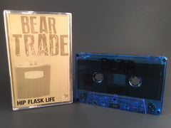 BEAR-TRADE---hip-flask-life- BRAND NEW CASSETTE TAPE