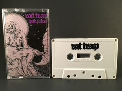 RAT TRAP - holy law - CASSETTE TAPE (new) hardcore