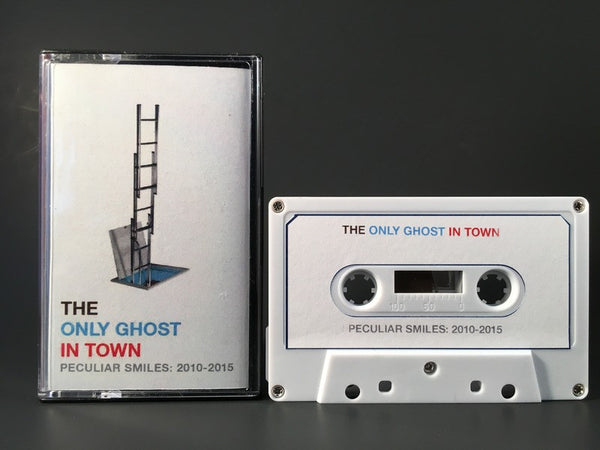 ONLY GHOST IN TOWN - peculiar smiles - BRAND NEW CASSETTE TAPE