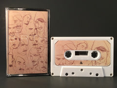RESTAURNAUT - birth - BRAND NEW CASSETTE TAPE