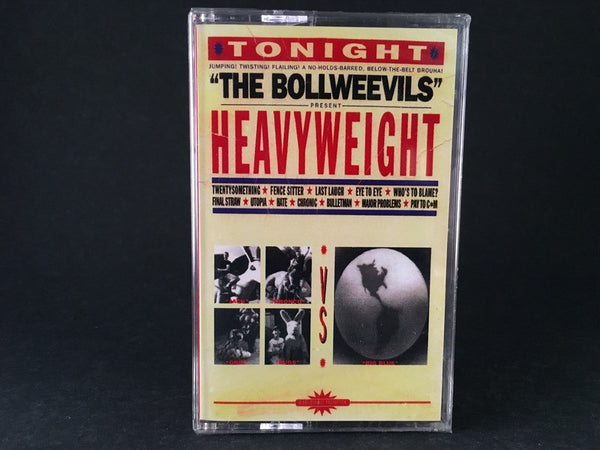 THE BOLLWEEVILS - heavyweight - BRAND NEW SEALED CASSETTE TAPE
