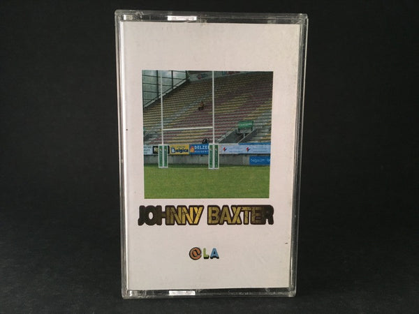 JOHNNY BAXTER - @LA - BRAND NEW CASSETTE TAPE