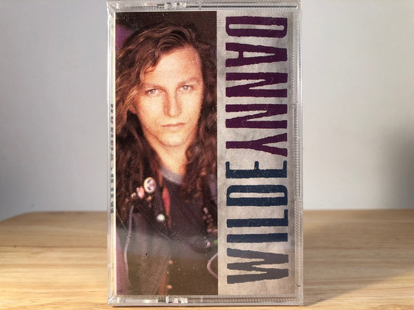 DANNY WILDE - s/t - BRAND NEW CASSETTE TAPE