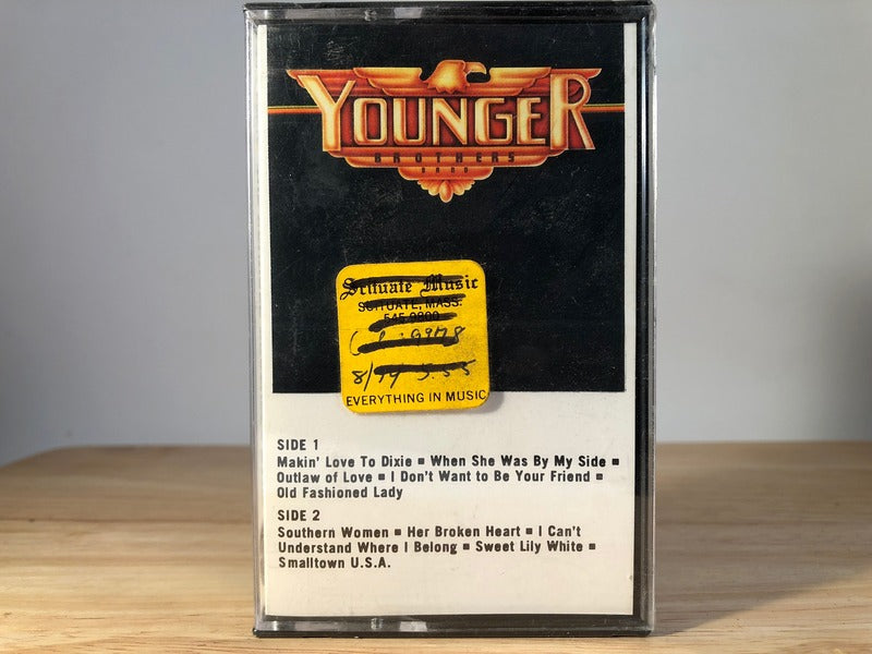 YOUNGER BROTHERS BAND - BRAND NEW CASSETTE TAPE