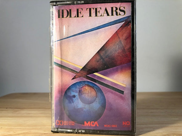 IDLE TEARS - s/t - BRAND NEW CASSETTE TAPE