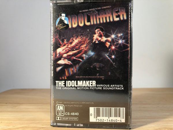 THE IDOL MAKER - soundtrack - BRAND NEW CASSETTE TAPE