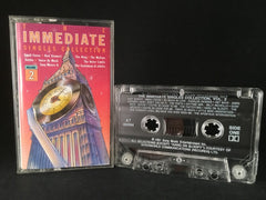 IMMEDIATE SINGLES COLLECTION - vol. 2 - CASSETTE TAPE