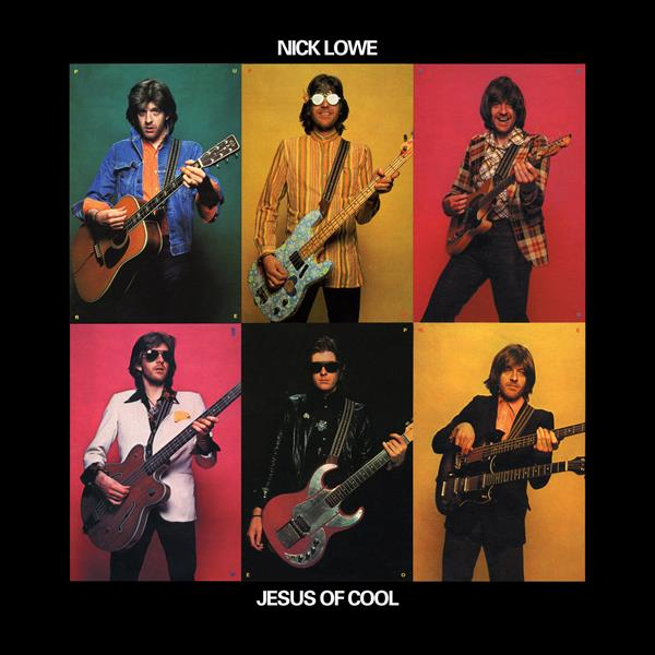 NICK LOWE - jesus of cool - CSD2018