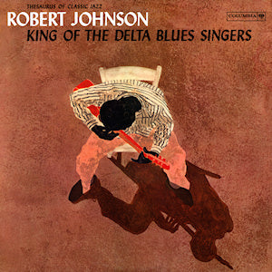 ROBERT JOHNSON - king of the delta blues singers - BRAND NEW CASSETTE TAPE