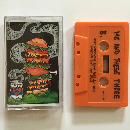 PETER STUBB / ME AND THESE THREE - BRAND NEW CASSETTE TAPE