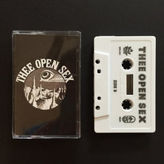 THEE OPEN SEX - BRAND NEW CASSETTE TAPE