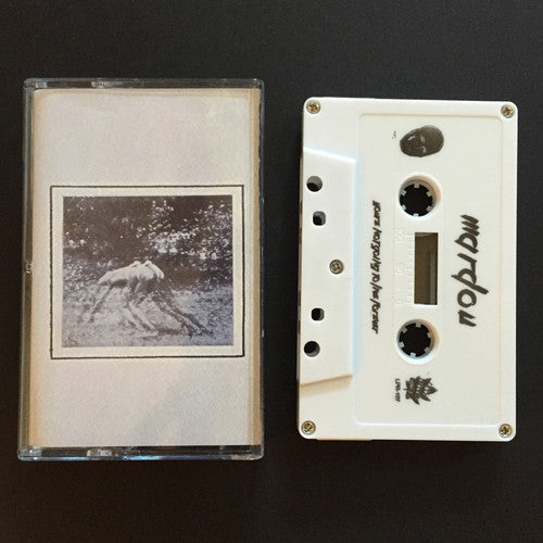 MARDOU - you're not going to live forever - BRAND NEW CASSETTE TAPE