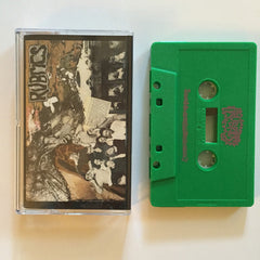 RUBRICS - what is the world without rubble? - BRAND NEW CASSETTE TAPE