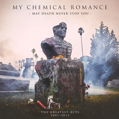 MY CHEMICAL ROMANCE - may death never stop you - BRAND NEW CASSETTE TAPE
