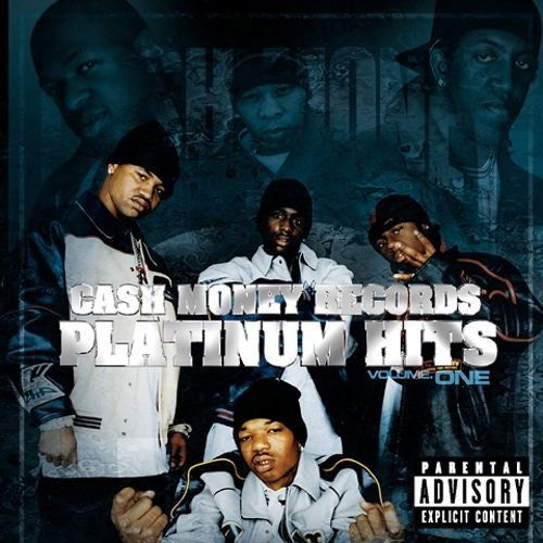 CASH MONEY RECORDS - platinum hits Vol.1 - BRAND NEW SEALED CASSETTE TAPE