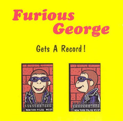 FURIOUS GEORGE - gets a record! - BRAND NEW CASSETTE TAPE