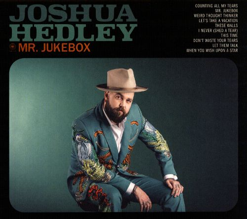 JOSHUA HEDLEY - Mr. Jukebox - BRAND NEW CASSETTE TAPE