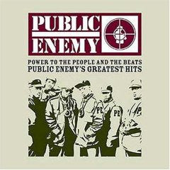 PUBLIC ENEMY - greatest hits - BRAND NEW SEALED CASSETTE TAPE