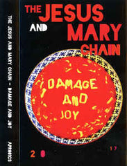 THE JESUS AND MARY CHAIN - damage and joy - BRAND NEW CASSETTE TAPE