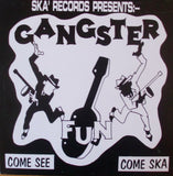 GANGSTER FUN - come see, come ska - BRAND NEW CASSETTE TAPE