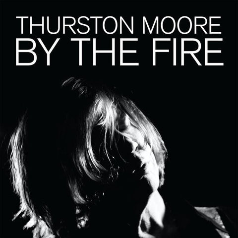 THURSTON MOORE - by the fire - BRAND NEW CASSETTE TAPE - [sonic youth]