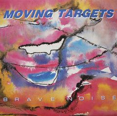 MOVING TARGETS - brave noise - BRAND NEW CASSETTE TAPE