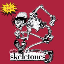 THE SKELETONS - self titled - BRAND NEW CASSETTE TAPE