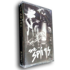 THE SPITS - 1 & 2 - BRAND NEW CASSETTE TAPE