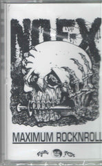 NOFX - maximum rocknroll - BRAND NEW CASSETTE TAPE