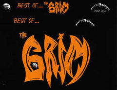THE GRIM - best of - BRAND NEW CASSETTE TAPE punk
