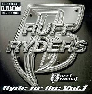 RUFF RYDERS - ryde or die Vol. 1 - BRAND NEW SEALED CASSETTE
