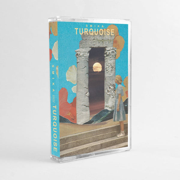 SMIKA - TURQUOISE - BRAND NEW CASSETTE TAPE
