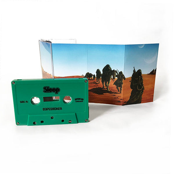 SLEEP - dopesmoker - BRAND NEW CASSETTE  TAPE