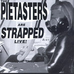 THE PIETASTERS - are strapped live - BRAND NEW CASSETTE TAPE - CSD2019