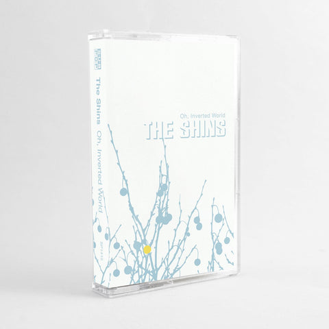 THE SHINS - Oh, Inverted World (20th Anniversary Remaster) - BRAND NEW CASSETTE TAPE [pre-order]
