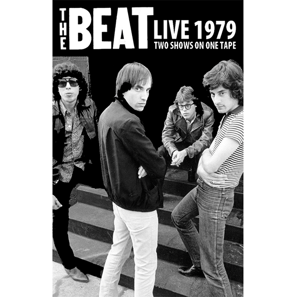 THE BEAT - live 1979: Two shows on one tape - BRAND NEW CASSETTE TAPE ska