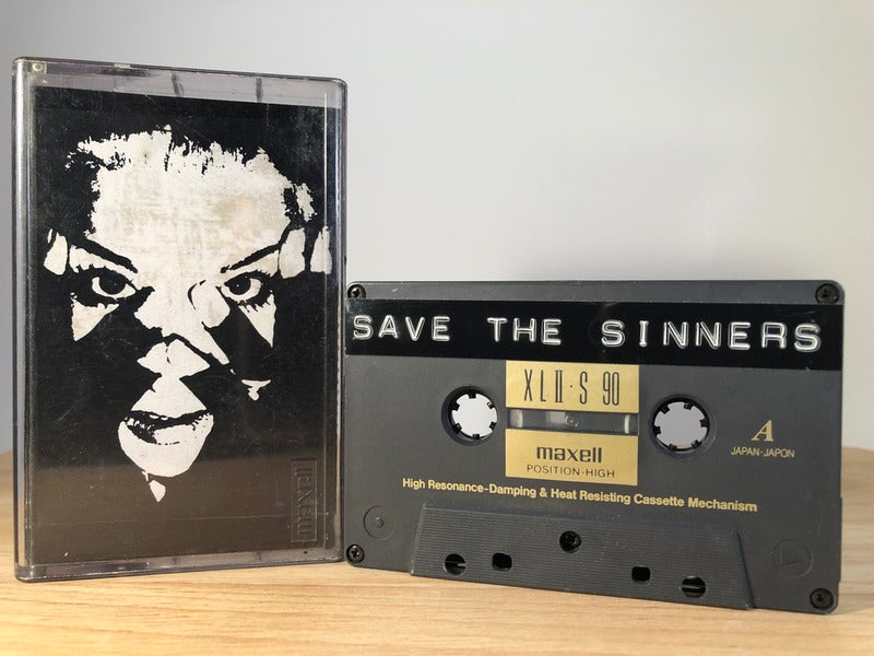 SAVE THE SINNERS - CASSETTE TAPE