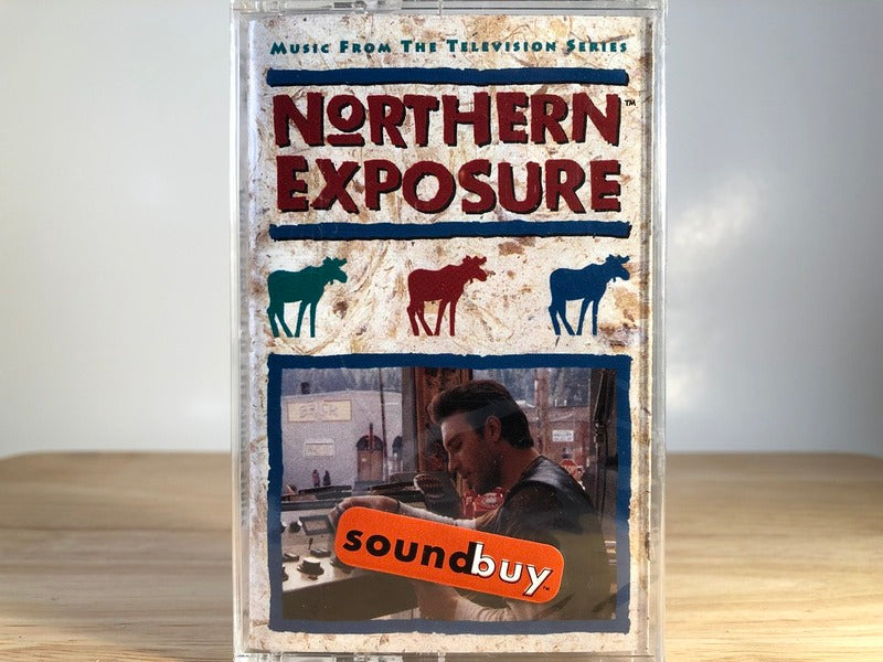 NORTHERN EXPOSURE - music from the TV series - BRAND NEW CASSETTE TAPE