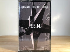 R.E.M. - automatic for the people - BRAND NEW CASSETTE TAPE - rem