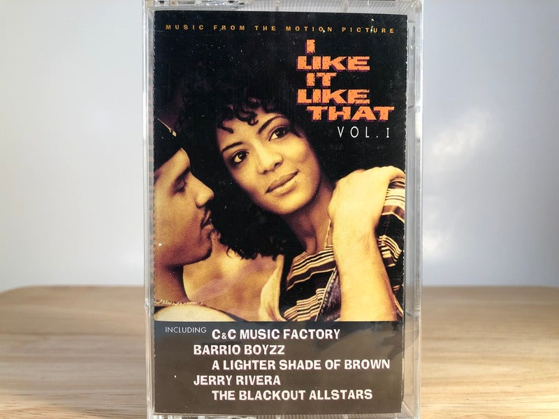 I LIKE IT LIKE THAT - Vol.1 soundtrack - BRAND NEW CASSETTE TAPE - (Cypress Hill/Marc Anthony)