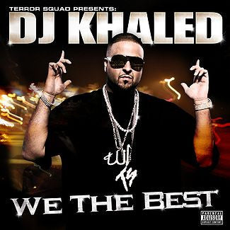 DJ KHALED - we the best forever - BRAND NEW SEALED CASSETTE TAPE