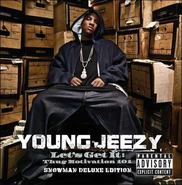 YOUNG JEEZY - thug motivation 101 - BRAND NEW SEALED CASSETTE TAPE