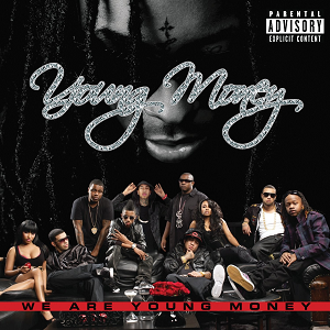 YOUNG MONEY - we are young money - BRAND NEW SEALED CASSETTE TAPE