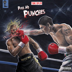 TONE SPLIFF - pull no punches - BRAND NEW CASSETTE TAPE