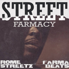 ROME STREETZ & FARMA BEATS - Street Farmacy - BRAND NEW CASSETTE TAPE