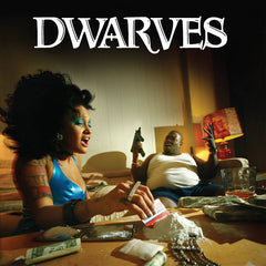 THE DWARVES - take back the night - BRAND NEW CASSETTE TAPE