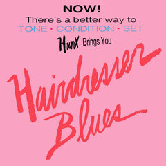 HUNX - hairdresser blues - BRAND NEW CASSETTE TAPE