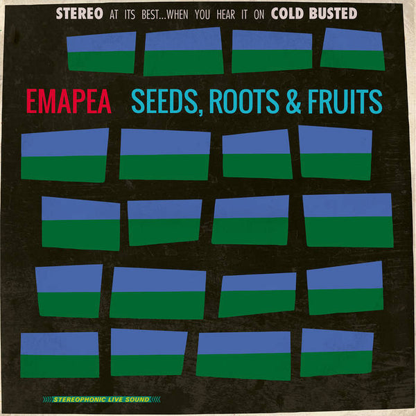 EMAPEA - seeds, roots & fruits - CSD 2017