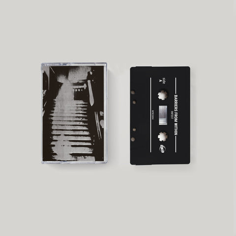 INFEST - barriers from within - BRAND NEW CASSETTE TAPE
