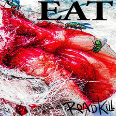ROADKILL - eat - BRAND NEW CASSETTE TAPE